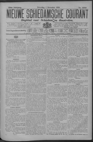 Nieuwe Schiedamsche Courant 1918-12-07