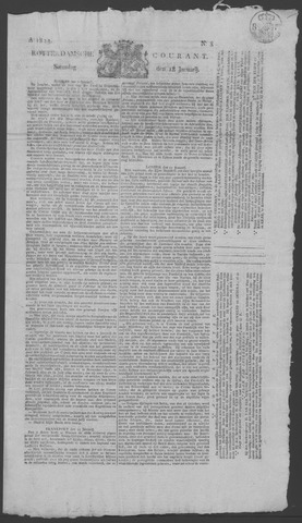 Rotterdamse Courant 1823-01-18
