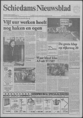 Schiedams Nieuwsblad 1979-03-21