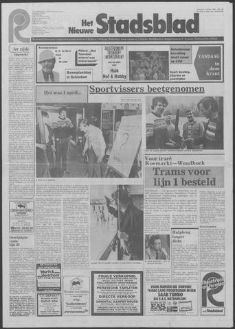 Het Nieuwe Stadsblad 1982-04-02