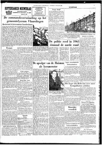 Rotterdamsch Nieuwsblad / Schiedamsche Courant / Rotterdams Dagblad / Waterweg / Algemeen Dagblad 1964-01-07