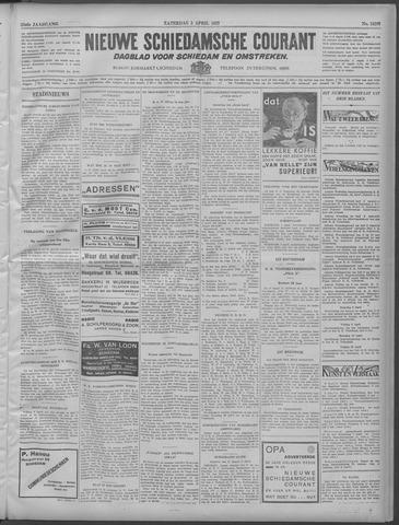 Nieuwe Schiedamsche Courant 1932-04-02