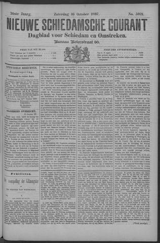 Nieuwe Schiedamsche Courant 1897-10-16