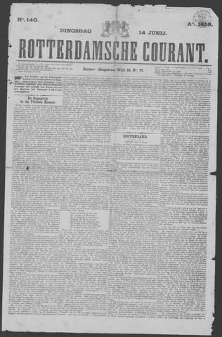 Rotterdamse Courant 1859-06-14