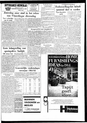 Rotterdamsch Nieuwsblad / Schiedamsche Courant / Rotterdams Dagblad / Waterweg / Algemeen Dagblad 1964-10-01