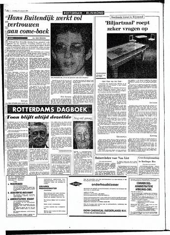 Rotterdamsch Parool / De Schiedammer 1970-01-24