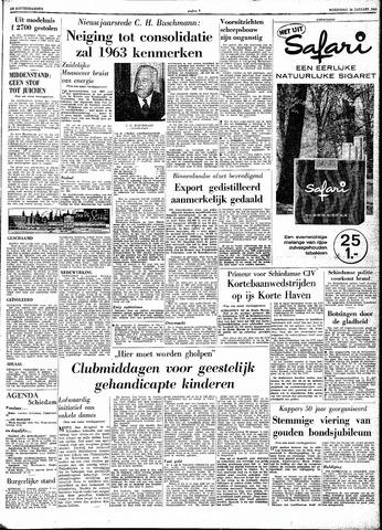 Trouw / De Rotterdammer 1963-01-16
