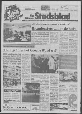 Het Nieuwe Stadsblad 1987-09-18