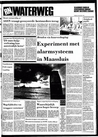 Rotterdamsch Nieuwsblad / Schiedamsche Courant / Rotterdams Dagblad / Waterweg / Algemeen Dagblad 1983-01-28