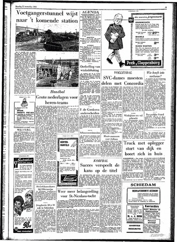 Rotterdamsch Parool / De Schiedammer 1961-11-21
