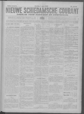 Nieuwe Schiedamsche Courant 1929-04-02
