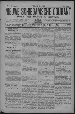 Nieuwe Schiedamsche Courant 1913-05-02