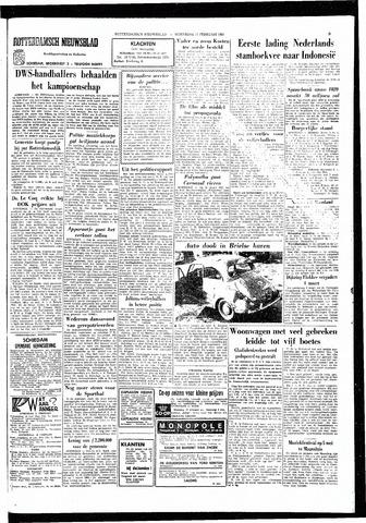 Rotterdamsch Nieuwsblad / Schiedamsche Courant / Rotterdams Dagblad / Waterweg / Algemeen Dagblad 1965-02-17