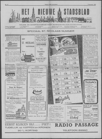 Het Nieuwe Stadsblad 1950-12-01