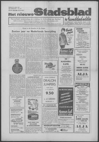 Het Nieuwe Stadsblad 1961-04-21