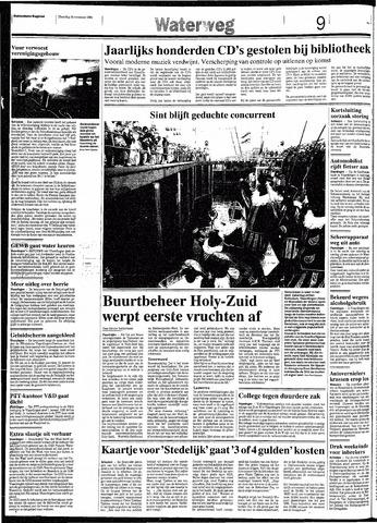 Rotterdamsch Nieuwsblad / Schiedamsche Courant / Rotterdams Dagblad / Waterweg / Algemeen Dagblad 1991-11-18