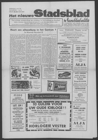 Het Nieuwe Stadsblad 1961-06-07