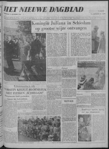 Nieuwe Schiedamsche Courant 1962-09-13