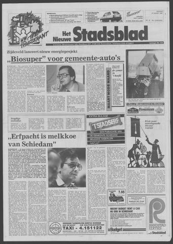 Het Nieuwe Stadsblad 1987-03-27