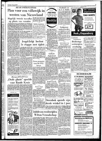 Rotterdamsch Parool / De Schiedammer 1961-06-13