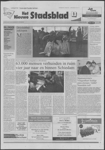 Het Nieuwe Stadsblad 2001-05-02