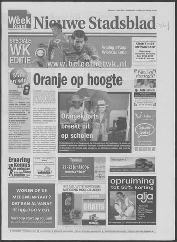 Het Nieuwe Stadsblad 2006-06-07