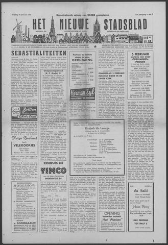 Het Nieuwe Stadsblad 1959-01-30