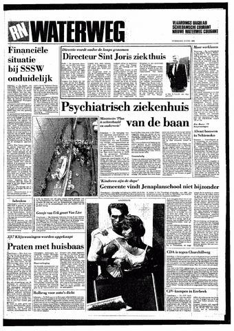 Rotterdamsch Nieuwsblad / Schiedamsche Courant / Rotterdams Dagblad / Waterweg / Algemeen Dagblad 1985-06-19