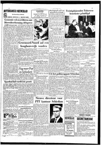 Rotterdamsch Nieuwsblad / Schiedamsche Courant / Rotterdams Dagblad / Waterweg / Algemeen Dagblad 1966-04-19