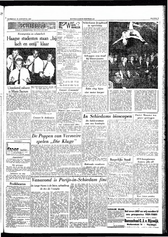 Rotterdamsch Nieuwsblad / Schiedamsche Courant / Rotterdams Dagblad / Waterweg / Algemeen Dagblad 1959-08-15