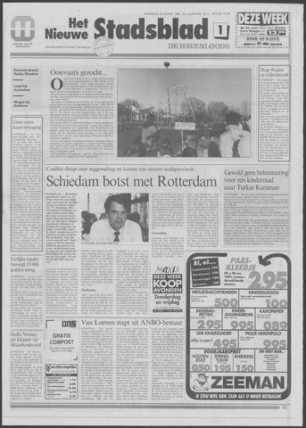 Het Nieuwe Stadsblad 1995-03-29