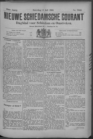 Nieuwe Schiedamsche Courant 1901-07-06