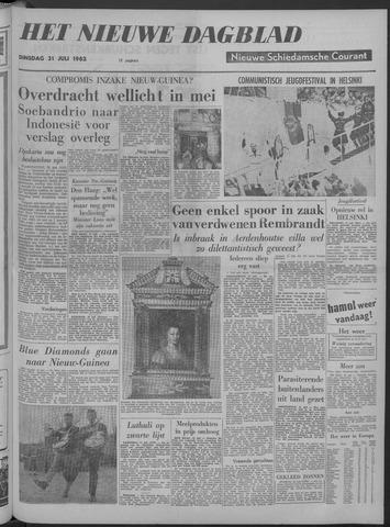 Nieuwe Schiedamsche Courant 1962-07-31