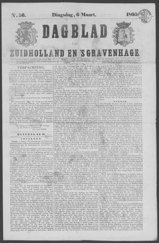 Dagblad van Zuid-Holland 1860-03-06
