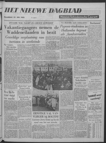 Nieuwe Schiedamsche Courant 1962-07-23