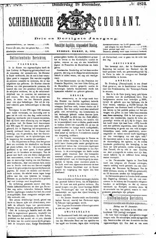 Schiedamsche Courant 1879-12-18