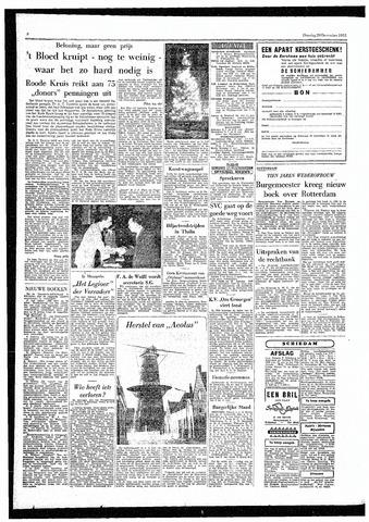 Rotterdamsch Parool / De Schiedammer 1955-12-20