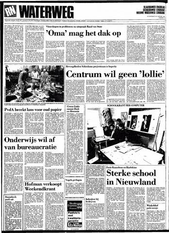 Rotterdamsch Nieuwsblad / Schiedamsche Courant / Rotterdams Dagblad / Waterweg / Algemeen Dagblad 1991-01-16