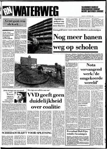 Rotterdamsch Nieuwsblad / Schiedamsche Courant / Rotterdams Dagblad / Waterweg / Algemeen Dagblad 1983-10-14