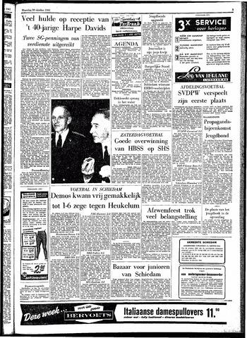 Rotterdamsch Parool / De Schiedammer 1961-10-30