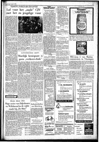 Rotterdamsch Parool / De Schiedammer 1961-03-02