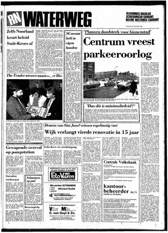 Rotterdamsch Nieuwsblad / Schiedamsche Courant / Rotterdams Dagblad / Waterweg / Algemeen Dagblad 1985-01-18
