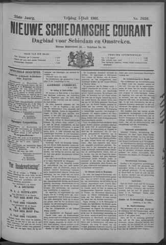 Nieuwe Schiedamsche Courant 1901-07-05