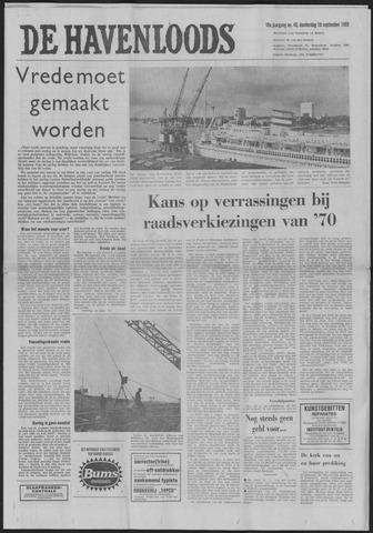 De Havenloods 1969-09-18