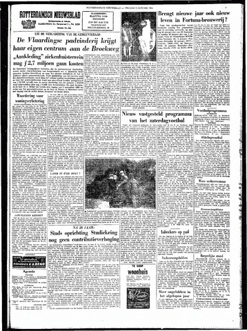 Rotterdamsch Nieuwsblad / Schiedamsche Courant / Rotterdams Dagblad / Waterweg / Algemeen Dagblad 1964-01-03