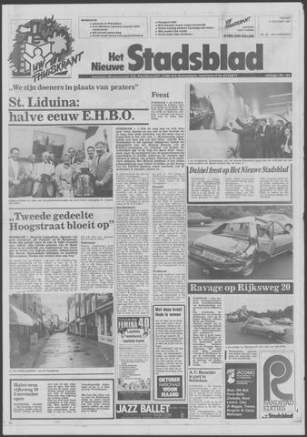 Het Nieuwe Stadsblad 1987-10-09