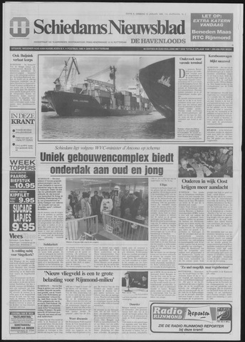 De Havenloods 1993-01-12