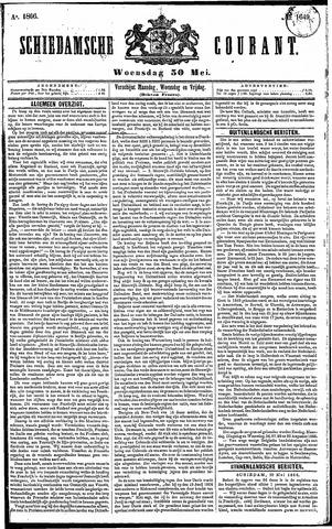Schiedamsche Courant 1866-05-30