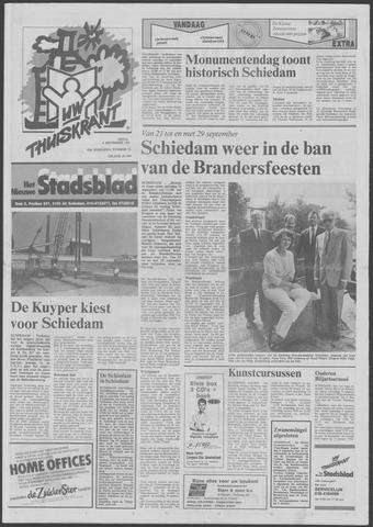 Het Nieuwe Stadsblad 1991-09-06