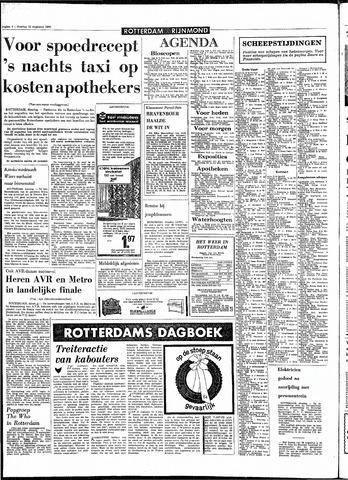 Rotterdamsch Parool / De Schiedammer 1970-08-18